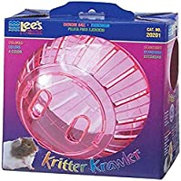 Lee's Kritter Krawler Standard Exercise Ball, 7-Inch, Colored, Colors may Vary by Lee