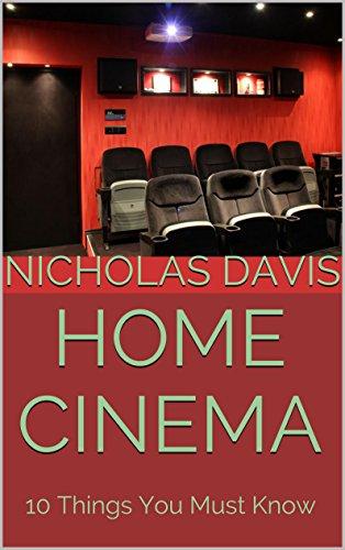Cinema em casa: 10 coisas que você deve saber