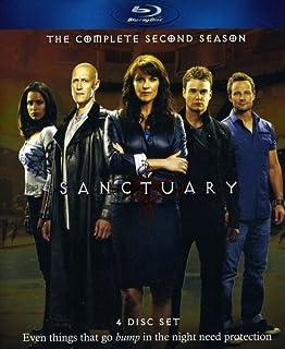Sanctuary: Season 2 [Blu-ray]