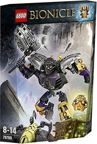 LEGO Bionicle 70789 - Onua Maestro della Terra