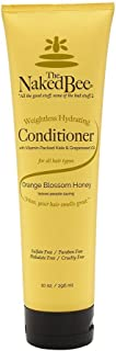 The Naked Bee Weightless Hydrating Conditioner, 10 Ounce, Orange Blossom Honey