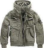 Brandit Men's Bronx Jacket Olive Size M