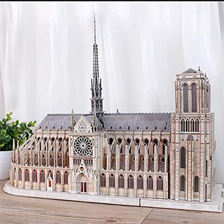 LFY Dreidimensionale 3D-Bausteine, kreatives Puzzle-Modell 1  250 Simulationsgre 180 Grad ffnen und Schlieen