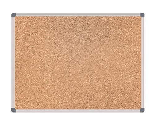 Korktafel mit Alu-Rahmen 60 x 40 Pinnwand/Kork-Board Tafel/Pinntafel Büro