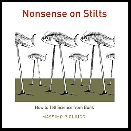 Nonsense on Stilts audiobook cover art
