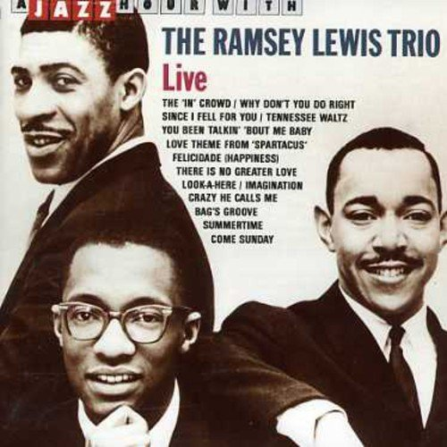 Live by RAMSEY TRIO LEWIS - RAMSEY TRIO LEWIS