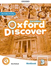 Oxford Discover: Level 3: Workbook with Online Practice Pack