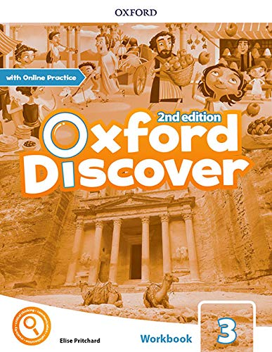 Oxford Discover 3 Wb W Online Practice 02Edition