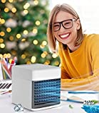Blast Portable AC Ultra - Blast Portable Air Conditioner, 2021 USB Water-cooled Air Cooler, Personal AC Fan for Carbon Neutrality, Home, Bedroom, Office, Camping, Desktop