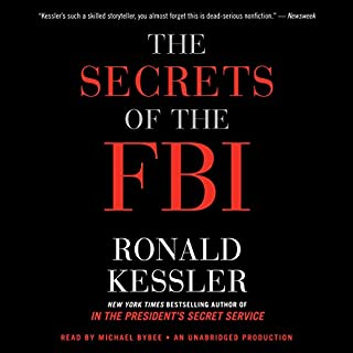 The Secrets of the FBI audiobook cover art