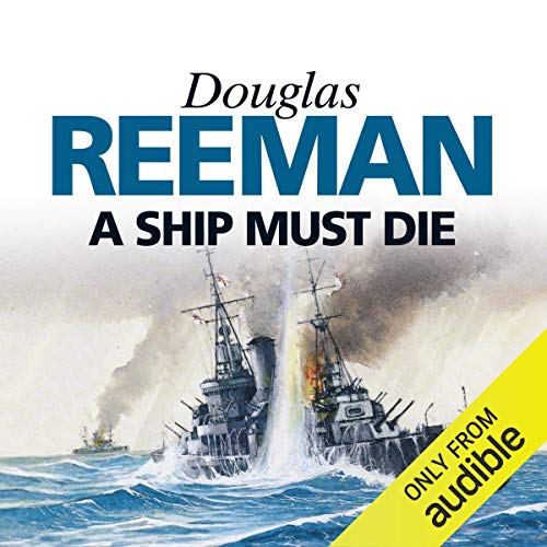 A Ship Must Die audiobook cover art