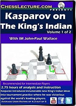 Kasparov on the King's Indian 2 DVD set