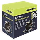 Sakura SS3602 - Minicompresor de Aire