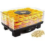Best Fruit Dehydrators - Andrew James 6 Tray Digital Food Dehydrator Machine Review