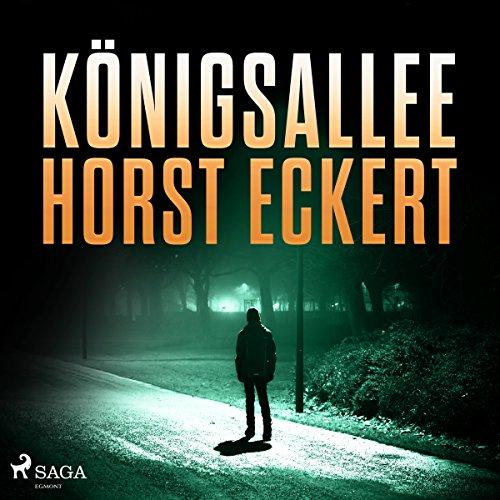 Königsallee audiobook cover art