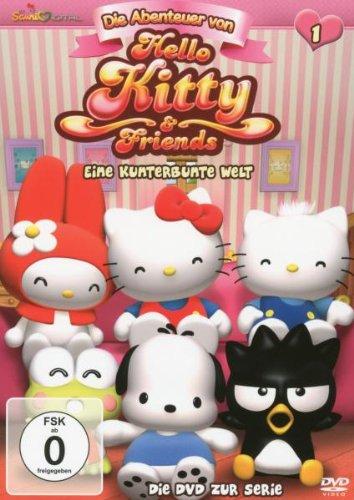Die Abenteuer von Hello Kitty & Friends, Folge 1 - Eine kunterbunte...