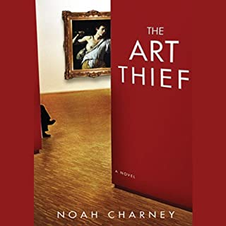 The Art Thief cover art