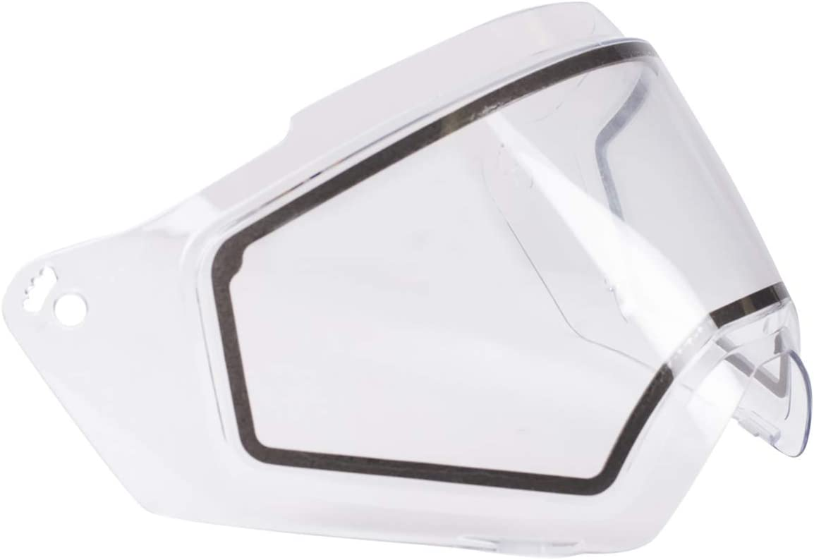 FXR High material Torque X Helmet - Super intense SALE Dual Clear Shield