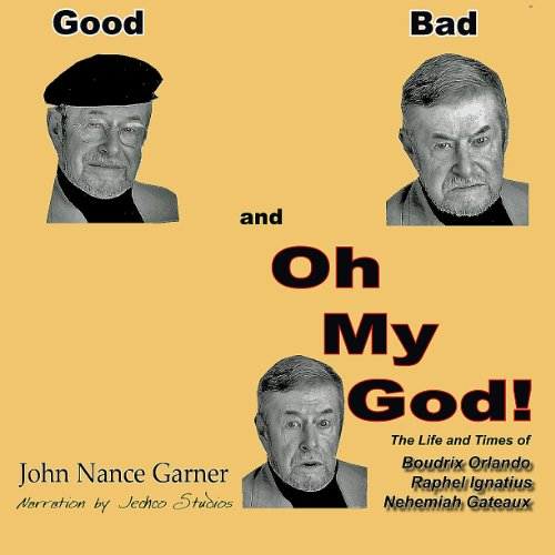 Good, Bad, and Oh My God cover art