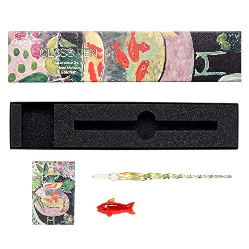 ホルベイン ガラスペン名画シリーズ アンリ・マティス 金魚 GPM-2 670503