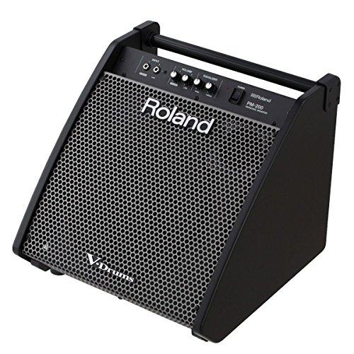 Roland PM-200 Compact Electronic V-Drum Set Monitor, 180-Watt
