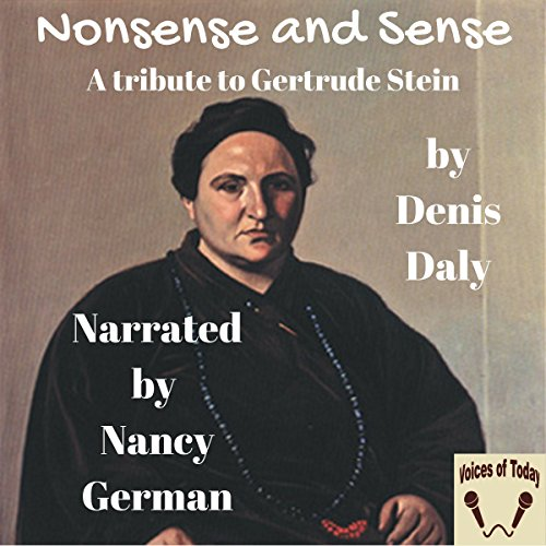 Nonsense and Sense audiobook cover art