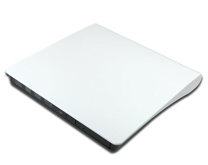 Ultra Slim 6X 3D Blu-ray M-Disc Burner 4K UHD Movies Player External USB-C 3.1 Optical Drive for Dell XPS 15 9570 9575 15.6