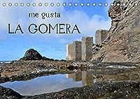 me gusta La Gomera (Tischkalender 2022 DIN A5 quer): La Gomera - aufregend schoen und beruhigend zugleich (Monatskalender, 14 Seiten )