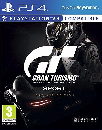 Gran Turismo: Sport (Day One Edition)