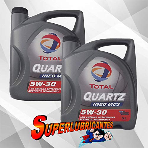 Mundocoche Quartz Ineo MC3 5W30 2x5L(10Litros)