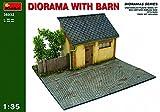 """MINIART Echelle 1: 35""""Diorama W/Base Kit de modèle en Plastique"""