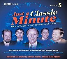 Just A Classic Minute - Volume 5