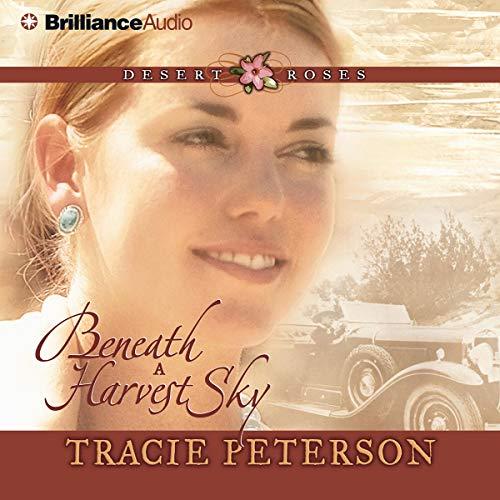 Beneath a Harvest Sky audiobook cover art