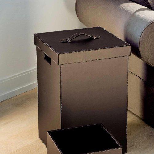 Decor Walther Brownie WB Wäschebehälter braun 0924790
