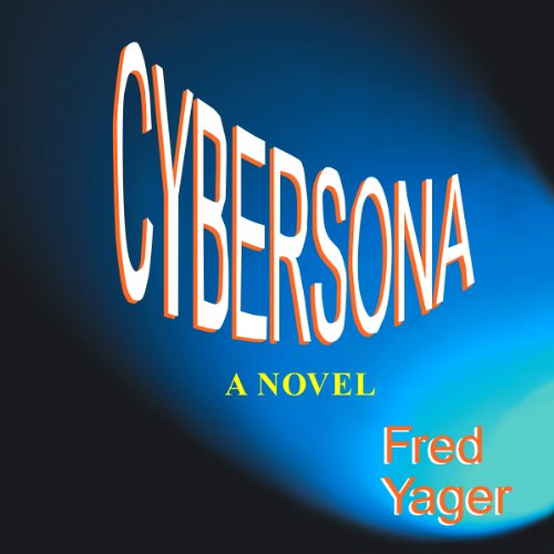 Cybersona audiobook cover art