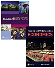 Online Course Pack:Economics for Business/Reading and Understanding Economics/Companion Website with Gradetracker Student ...
