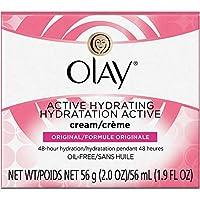 海外直送品Olay Olay Active Hydrating Skin Cream Original, Original 2 oz (Pack of 4)