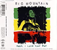 BIG MOUNTAIN - BABY, I LOVE YOUR W MUSIC by Big Mountain
