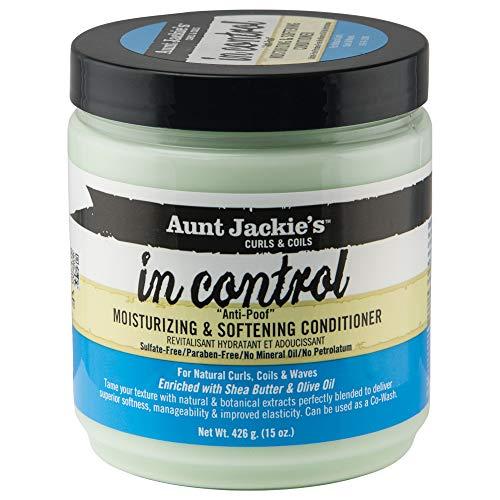 Aunt Jackie#039s in control 15oz  quotAntiPoofquot Moisturizing amp Softening Conditioner