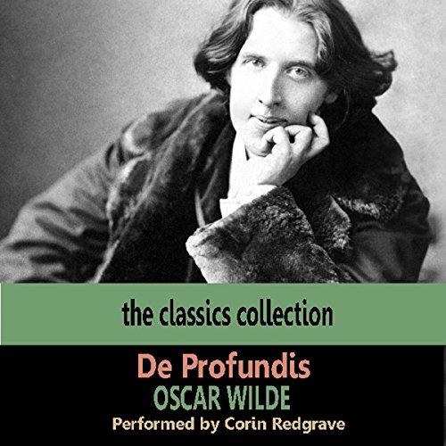 De Profundis audiobook cover art