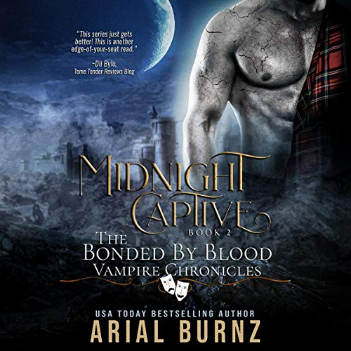 Midnight Captive Audiobook By Arial Burnz cover art