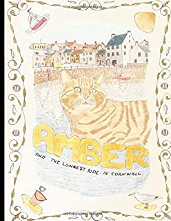 Amber and the longest ride in Cornwall.