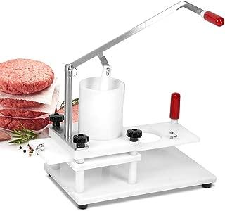 Manual Burger Press Machine, Household Kitchen Manual Hamburger Burger Press Patty Maker Molding Machine for Beef Stuffing Machine (Extra Size)