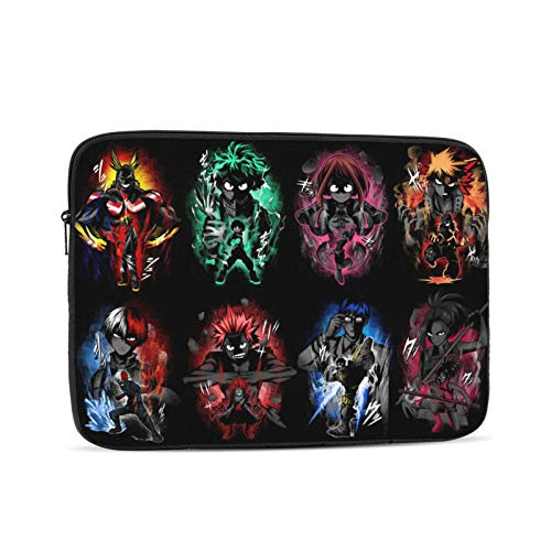 My Hero Academia Anime Laptop Sleeve Case Notebook Computer Pocket Case 13 inch