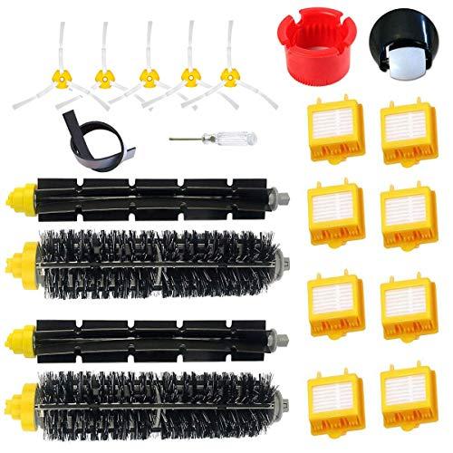 Supon Accesorios de repuestos de robot para robot 790 782 780 776 774 772 770 760 Juego de reemplazo de filtro de cepillo serie 700(00216)
