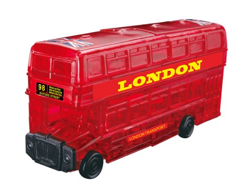 Crystal puzzle London bus 50157 (japan import)