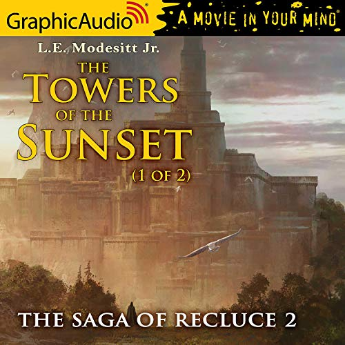 The Towers of the Sunset (1 of 2) cover art