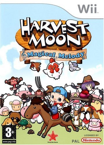 Harvest Moon - Magical Melody - PEGI Fr (Wii)