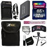 PRO 32GB Accessories KIT for SONY Cyber-Shot DSC-WX500,...