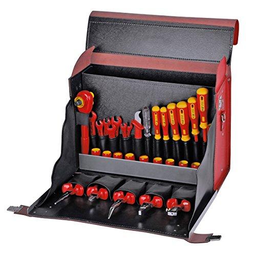 Bernstein Werkzeug GmbH 8100 VDE Werkzeugkoffer SAFETY mit 35 Werkzeugen